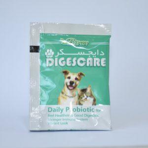 مکمل غذایی پروبیوتیک سگ و گربه دایجسکر | پرشین پت لند