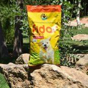 غذای خشک توله سگ نژاد کوچک فیدار وزن 10 کیلوگرم | پرشین پت لند