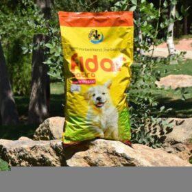 غذای خشک توله سگ نژاد کوچک فیدار وزن 10 کیلوگرم   پرشین پت لند