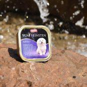 غذای کاسه ای سگ بالغ ووم فيستن حاوی گوشت بره و غلات | ایران چکاوک
