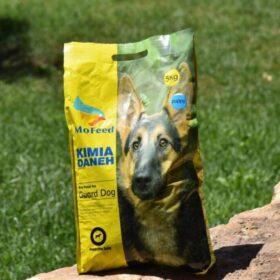 غذای خشک توله سگ نگهبان مفید وزن ۵ کیلوگرم | پرشین پت لند
