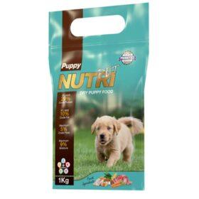 غذای خشک پروبیوتیک توله سگ نوتری مدل Puppy وزن 1 کیلوگرم | پرشین پت لند