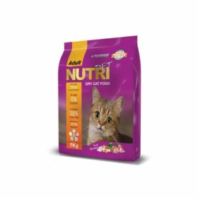 غذای خشک گربه بالغ نوتری پت | پرشین پت لند
