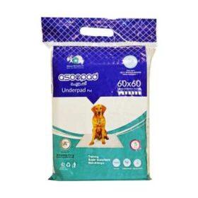 زیر انداز بهداشتی سگ برند آسو پد مدل 60*60 | پرشین پت لند